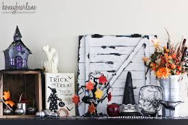 console halloween decoration ideas interior decor picture