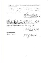 birth certificate correction sample letter dare call it treason treason doth never prosper what s the signature page of affidavit