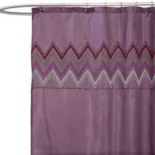 buy purple shower curtain fabric from bed bath u0026 beyond