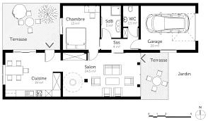 plan maison duplex 150 m ooreka