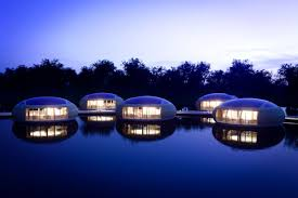 Friday Floatwing by Ecological Floating Resort Floating Structures Pinterest Resorts