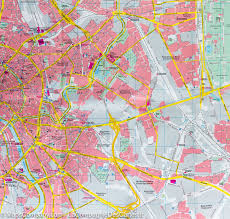 moscow russia map city map of moscow russia freytag berndt mapscompany