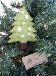272 best felt tree ornaments images on