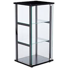 What To Put In A Curio Cabinet Amazon Com Coaster Home Furnishings 950170 Curio Cabinet Black