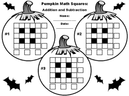 halloween math teaching resources and lesson plans