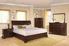 Light Wood Bedroom Sets Bedroom Cheap Queen Bedroom Sets With Dark Wooden Material And