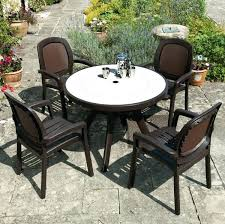Patio Tablecloth Round Round Outdoor Patio Furniture U2013 Bangkokbest Net