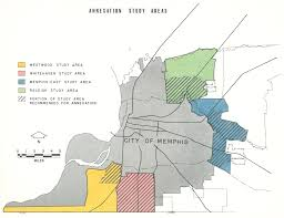 Shelby Farms Map Annexations Shelby County Tn Official Website