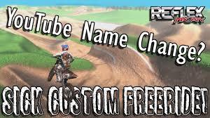 youtube motocross racing videos sick mx vs atv reflex custom freeride track youtube name change