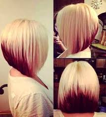 uneven bob for thick hair inverted bob haircuts and hairstyles 2018 long short medium