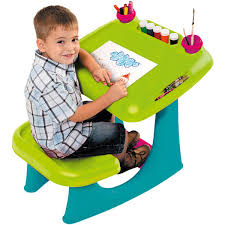 premier bureau enfant catégorie tableaux bureaux pupitres kit craies et brosse