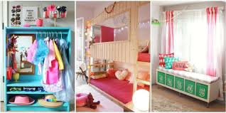 IKEA Hacks For Organizing A Kids Room Toy Storage Organization - Cute bedroom organization ideas