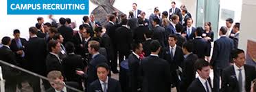 recruiting events target corporate campus recruiting program ucla anderson of management