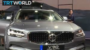 volvo electric car money talks all volvo cars to be electric or hybrid by 2019 youtube
