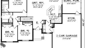 open concept ranch floor plans ranch open concept floor plans luxamcc org