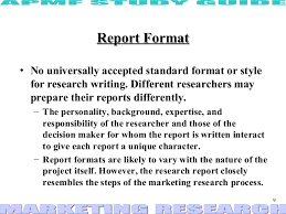 science report template ks2 research report ppt