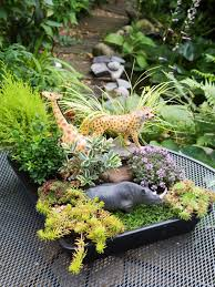 Family Garden Create A Miniature Garden For Kids Gardening For Kids Hgtv