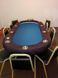 10 Person Poker Table John Brodie Diy Poker Table