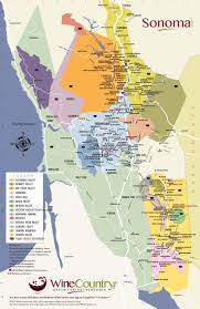 Wine Map Of France by Top 25 Best Sonoma Winery Map Ideas On Pinterest Napa Valley