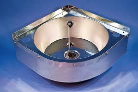 stainless corner sink stainless steel corner hand wash basin dsm stainless steel fabrication