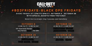 black ops 3 xbox one black friday treyarch is revealing new call of duty black ops 3 details every