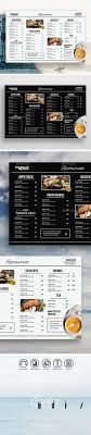 photoshop menu template best 25 food menu template ideas on food menu design