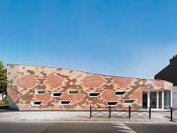 modern brick house a chameleon material the best modern brick buildings 1843