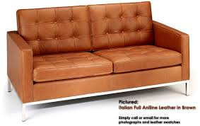 florence knoll 2 seater sofa designer sofas from iconic interiors