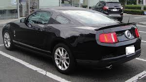 Blacked Out 2013 Mustang Ford Mustang Fifth Generation Howlingpixel