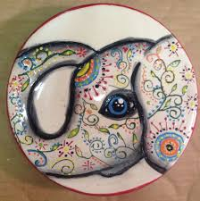 Painting Designs Best 25 Pottery Painting Designs Ideas On Pinterest Pottery