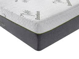 Bamboo Memory Foam Mattress Topper Rest Therapy Gel And Bamboo Memory Foam Mattresses In Canada