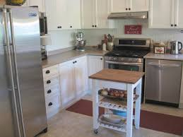 kitchen islands small spaces delightful mini kitchen island well liked small white butcher