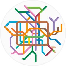 Metro Maps by A Graphic Designer Turns 220 Metro Maps Into Mini Metro Icons