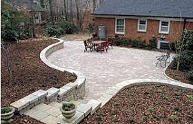 How To Do Paver Patio A Concrete Paver Patio From The Bottom Up Homebuilding