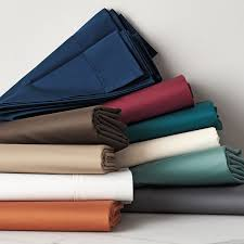 Best Thread Count For Bedding 300 Thread Count Wrinkle Free Sateen Bedding The Company Store