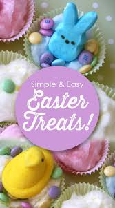 Easter Cake Decorating Ideas With Peeps by Easter Bunny Race Car Treats With Peeps