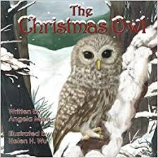 owl christmas the christmas owl angela muse helen h wu 9781492936732