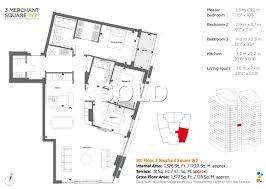 property in merchant square paddington london w2 1az