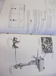 100 2 horse johnson outboard motor owners manual 1976 77