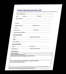 trinity nursing services