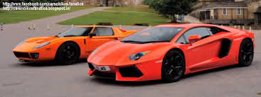 ford gt vs lamborghini murcielago car bike fanatics ford gt40 with lamborghini aventador