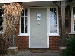 Exterior Doors Upvc Mesmerizing The Changing Of Composite And Upvc Front Doors