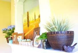Easter Decorating Ideas For Mantels by Fireplace Mantel Decorating Ideas Decorating For Spring Side