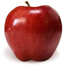 apple red apple red delicious 337x335 png