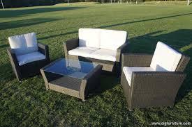 rattan lounge sofa new pe wicker rattan outdoor furniture lounge sofa setting table