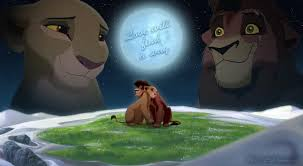 Cute Love Quotes From Disney Movies by Fan Art Of Love Will Find A Way For Fans Of The Lion King 2