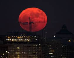 supermoons of 2018 wolf moon and blue blood moon
