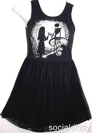 nightmare before clothes decore