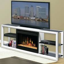 electric fireplace insert installation white home decorators