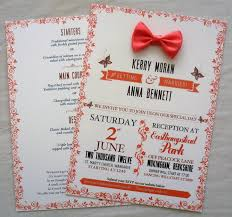 Wedding Invitations Kerry 30 Uniquely Designed Wedding Invitations Inspirationfeed